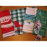 Moda Great Outdoors Towel Set of 4