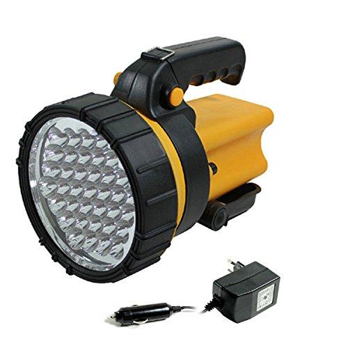 luxpro-LED-AKKU-HANDLAMPE-HANDSCHEINWERFER-TASCHENLAMPE-SUCHSCHEINWERFER-ARBEITSLEUCHTE