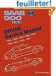 SAAB 900 16 Valve Official Service Ma...