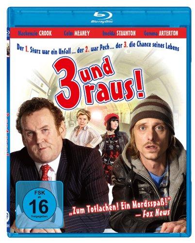 3 und raus! [Blu-ray]