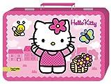 echange, troc Hachette - Ma valise Hello Kitty : Une valise pour lire, colorier et s'amuser !