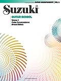 Suzuki Guitar School, Vol 1: Guitar Acc