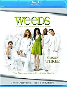 Weeds: The Complete Third Season [Blu-ray]