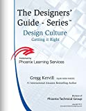 img - for Design Culture: Getting it Right (The Designers' Guide SeriesTM Book 5) book / textbook / text book