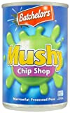 Batchelors Chip Shop Style Mushy Peas 300 g (Pack of 12)