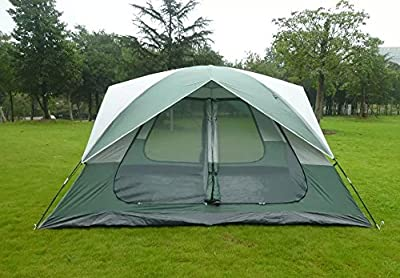 Airblasters Instant Tent 7-8 Person Camping Lightspeed Outdoors Ample Family Hiking Waterproof