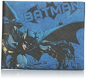 Dynomighty Men's Mighty Wallet Batman In Action at Gotham City Store