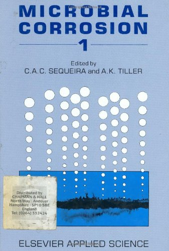 Microbial Corrosion - 1 (v. 1)