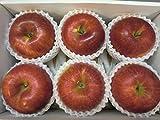 新鮮市場旬果 長野県産 りんご シナノスイート大玉6個入り贈答用