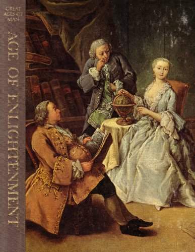 Great Ages of Man: Age of Enlightenment, PETER GAY