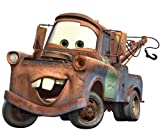 Roommates Rmk1519Gm Disney Pixar Cars Mater Peel & Stick Giant Wall Decal