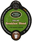 Green Mountain Coffee Breakfast Blend Decaf, Vue Packs for Keurig Vue Brewers (32 Count)