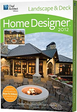 Home Designer Landscaping and Deck 2012 [Old Version]
