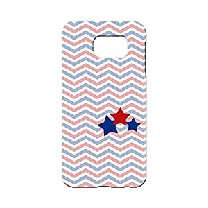 BLUEDIO Designer 3D Printed Back case cover for Samsung Galaxy S6 Edge Plus - G2232