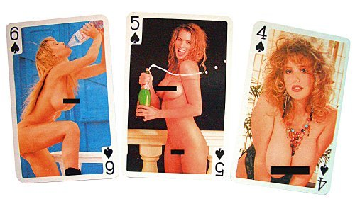 Sweet Heart Playing Cards - 1