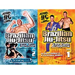 Brazilian Ju Jitsu 2 DVD Box Set