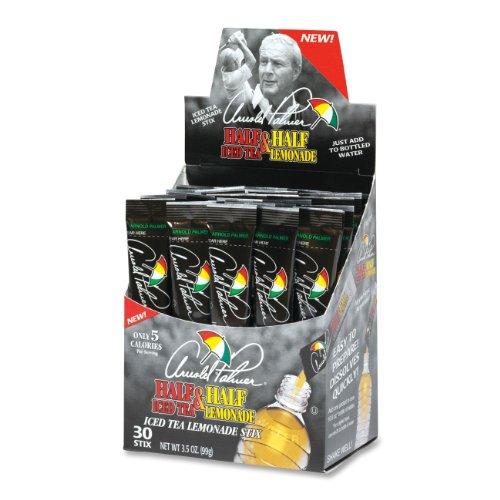 Arnold Palmer Half & Half Iced Tea Lemonade Powder Stix, 30