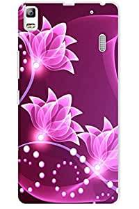 IndiaRangDe Case For Lenovo A7000 Plus (Printed Back Cover)
