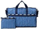 LeSportsac(レスポートサック) ボストンバッグ 7185-D868 ラージウィークエンダー スターゲイザー ブルー S [並行輸入品]