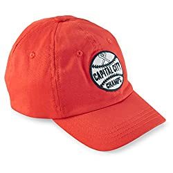 Carters Boys City Champs Baseball Hat (4-6)