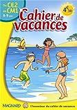 Cahier de vacances du CE2 au CM1 : 8-9 ans