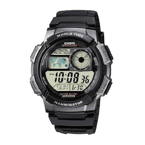 Casio Ae-1000W-1Bvef Men's Watch Casio Collection