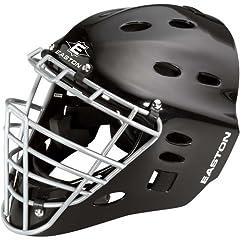 Buy Easton Black Magic Catchers Helmet by Easton