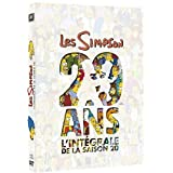 Simpson, saison 20 - Coffret 4 DVDpar 20th Century Fox
