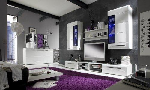 schlafzimmer design lila. Black Bedroom Furniture Sets. Home Design Ideas