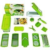 ALLTOP Nicer Dicer multi Chopper légumes coupe Dicing tranchage Cuisine Gadget Peeler 11different façons de réduire