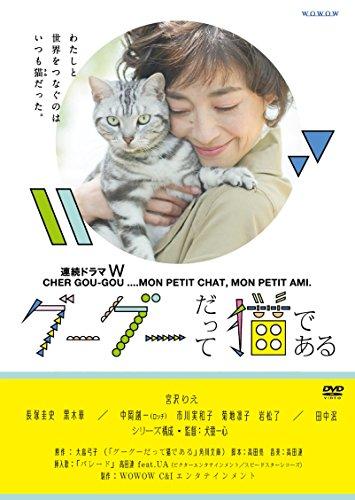 連続ドラマW グーグーだって猫である DVD BOX