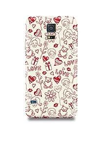 Love Art Samsung S5 Case