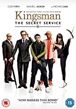 Kingsman: The Secret Service [DVD] [2015]
