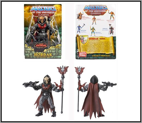 Picture of Mattel He-Man Masters of the Universe Classics Exclusive Action Figure Hordak (B002DW7N2G) (Mattel Action Figures)