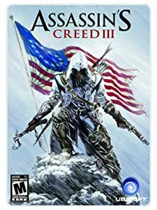 Assassin's Creed 3 Steelbook for PS3/Xbox 360 (Case only, game sold separately)