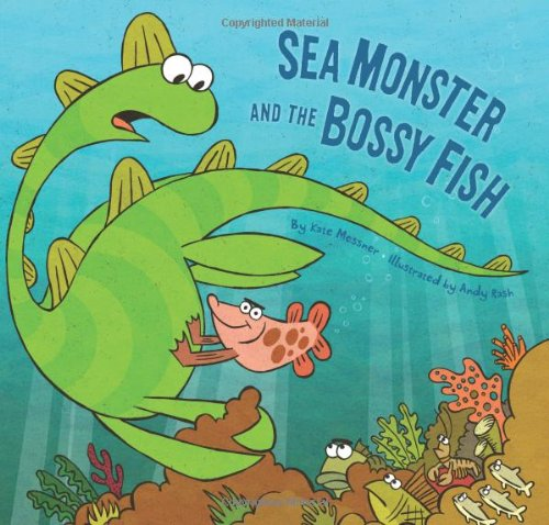 Sea Monster and the Bossy Fish