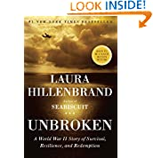 Laura Hillenbrand (Author)   612 days in the top 100  (7759)  Buy new:  $28.00  $15.82  487 used & new from $3.85