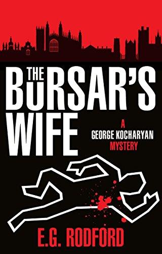The Bursars Wife George Kocharyan 1 [Rodford, E.G.] (Tapa Blanda)