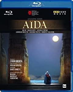 Verdi: Aida [Blu-ray] [Alemania]