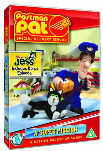Postman Pat: Special Delivery Service - A Super Mission [DVD]