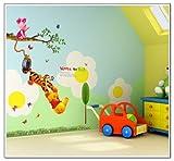 Hunnt® Winnie the Pooh Peel & Stick Wall Decal