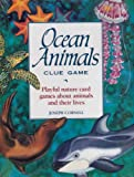 Ocean Animals Clue Game: Playful Nature Card Games About Animals and Their Lives