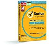 Software - SYMANTEC Norton Security Deluxe (3 Ger�te - PC, Mac, Smartphone, Tablet)