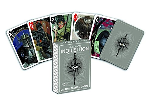 Dragon Age: Inquisition Series Two Playing Cards