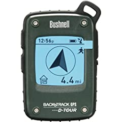 Buy Bushnell BackTrack D-Tour Personal GPS Tracking Device by Bushnell