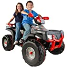 Peg Perego XP850 Polaris Sporstman Ride On, Silver