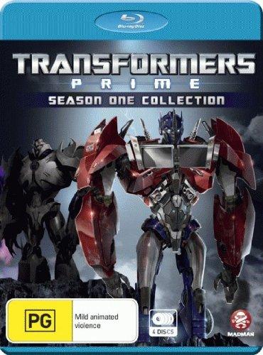 Transformers - Prime - Season 1 [4 Discs] [NON-USA Format / Region B Import - Australia]