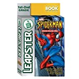 51%2BqY%2BKk4XL. SL160  LeapFrog Leapster Educational Game: Spider Man