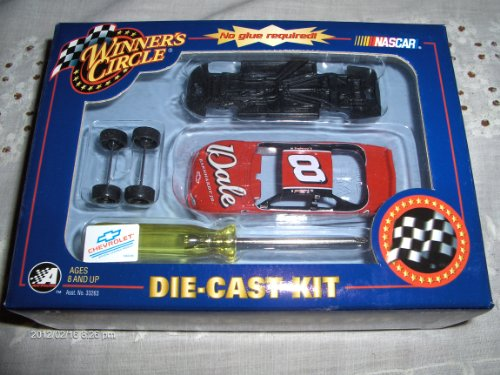 Dale Earnhardt Jr. 2002 #8 Winners Circle 1/64 Scale Diecast Kit Collectable Car - 1