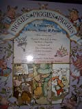 Piggies Piggies Piggies: A Treasury of Stories Songs & Poems (0671752413) by Walter Retan